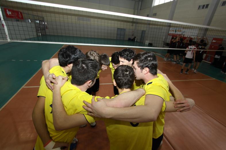 Finali provinciali Vicenza U18 maschile 2012
