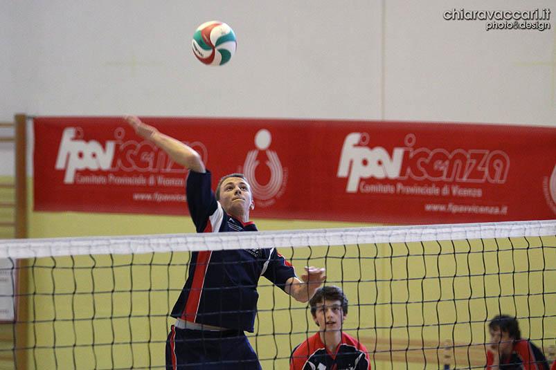 Finali provinciali Vicenza volley U14
