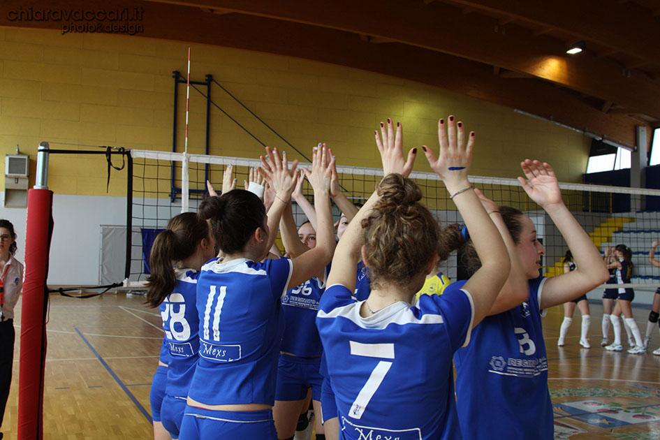 Finali provinciali U16 femminile – Rossano V.to (VI)