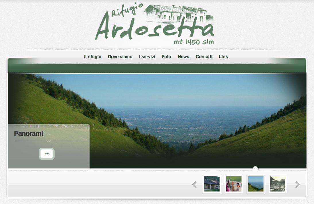 Rifugio Ardosetta