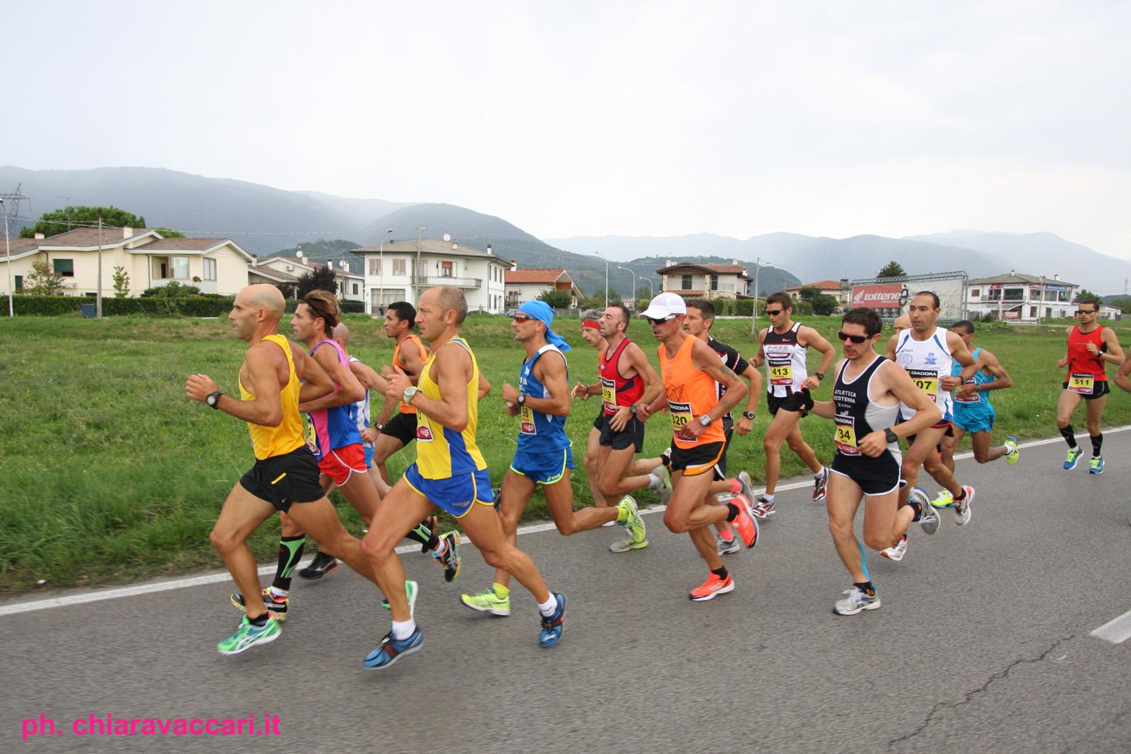 Le foto degli atleti – Mezza maratona del Brenta 2013