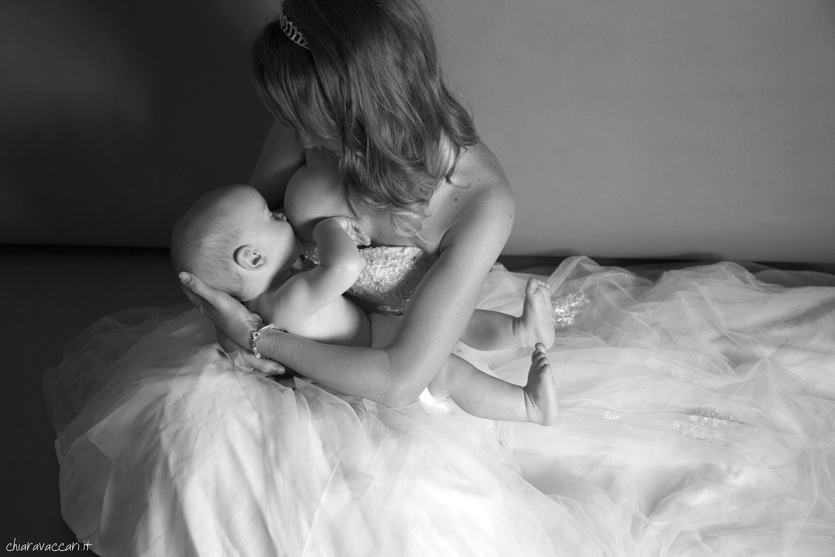 Le mamme di Bassano e dintorni allattano