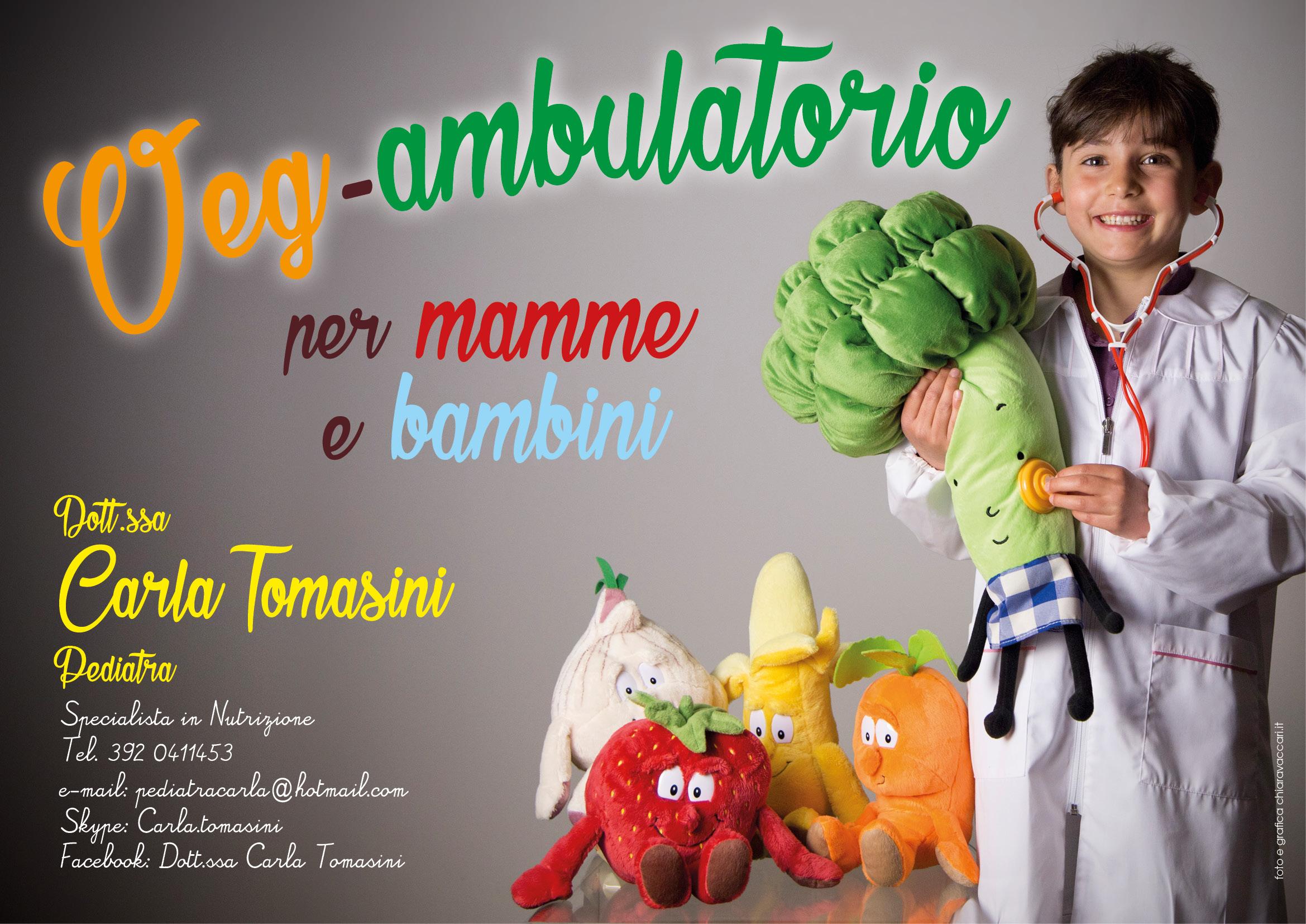 Pediatra Carla Tomasini