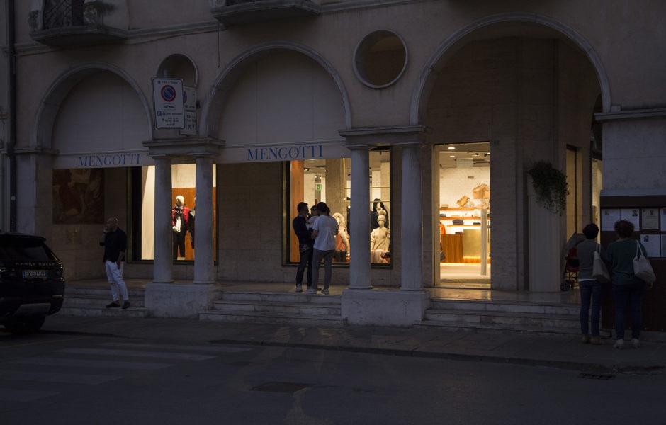 Nuovo negozio Mengotti